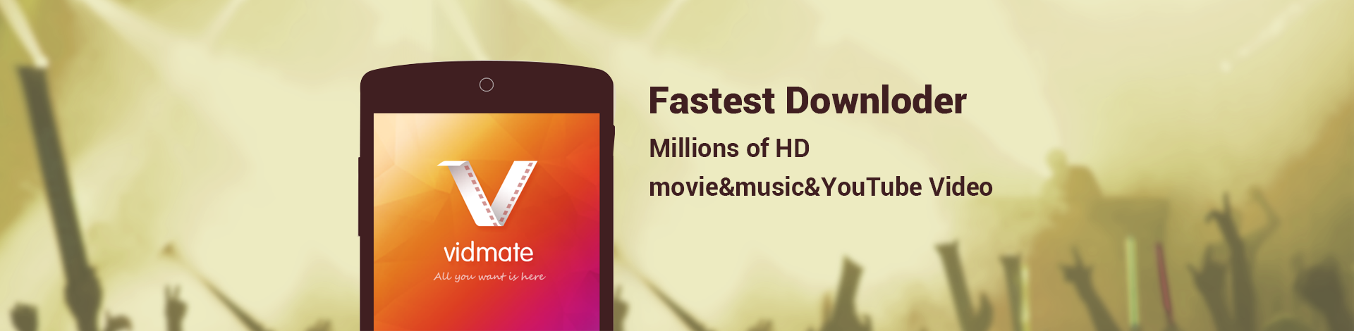 Vidmate - Vidmate Youtube Downloader Live Tv On Mobile Free Video And Music Download For Mobile